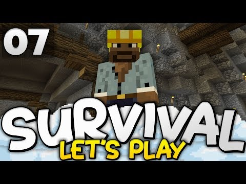 RAVINE BASE UPGRADES! - Survival Let's Play Ep. 07 - Minecraft Bedrock (PE W10 XB1)