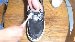 Asmr Cleaning 14 Sperry