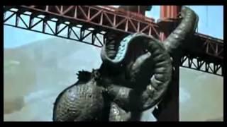 Harryhausen- Golden Gate Bridge Collapse
