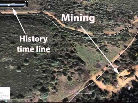 Google Earth Vs Topo Maps