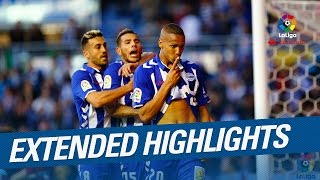 Extended Highlights Deyverson knocks down Real Sociedad