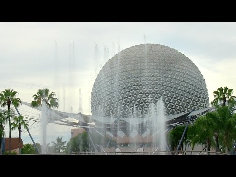 Orlando - Walt Disney World - Epcot Center