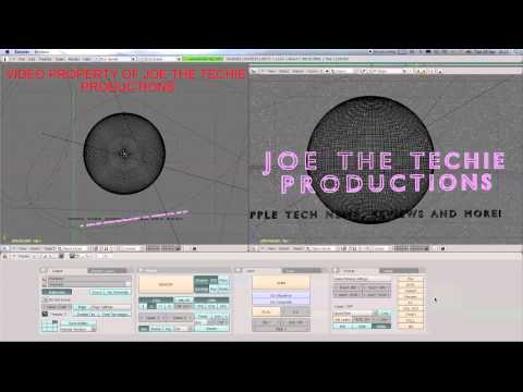 Blender Tutorials - Intros - HOW TO: Custom Universal Intro Tutorial Pt 2