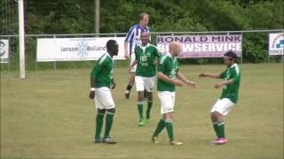 Impressie halve finale Koetshuis Cup: UVS (1-2) Lugdunum.
