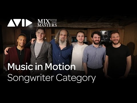 Music in Motion for Songwriters