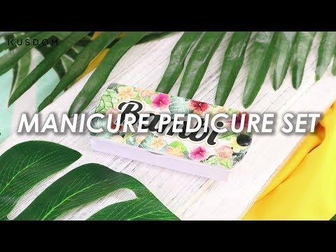 Manicure Pedicure Set - Design Your Own