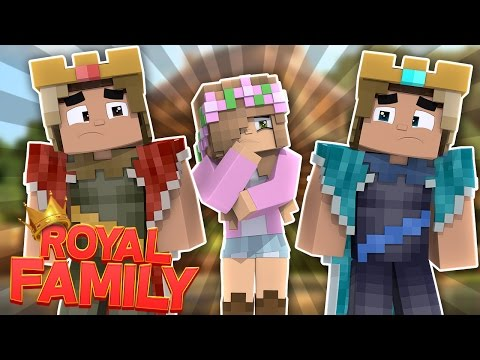 DAD HAS A SECRET TWIN BROTHER?! Minecraft Royal Family w/LittleKellyandCarly (Roleplay)