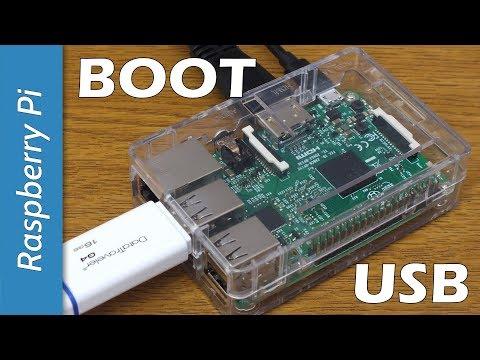 Avviare la Raspberry Pi da USB