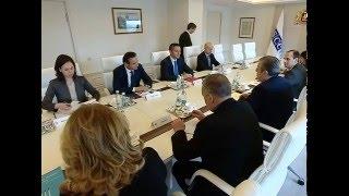 პრემიერ-მინისტრი ეუთო-ს საპარლამენტო ასამბლეის დელეგაციას შეხვდა