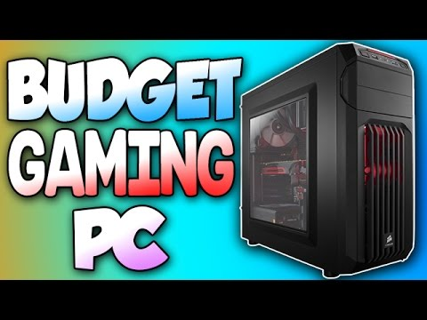 Best Budget Gaming PC Build! Under $600 - Early 2017 (1080p @ 60FPS)