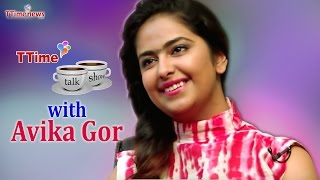 Avika Gor Exclusive Interview | TTime Talk Show | Cinema Chupista Maava | TTime News