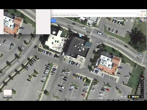 Using Google Maps to measure area