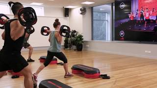 LG Commercial Display - Fitness on Demand: Macquarie Uni