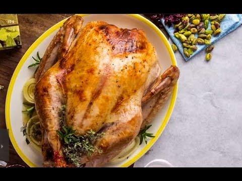 How to make a Christmas Turkey