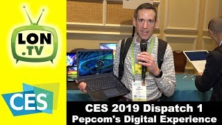 CES 2019 Dispatch 1 : Lots of Cool Gadgets at Pepcom