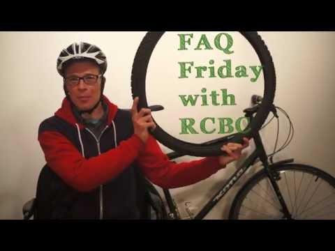 FAQ Friday Ep 16  Bike Tire Recycling