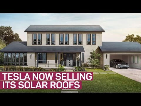 Raise the roof: Tesla's solar may cost you less