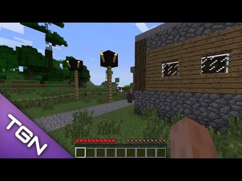 Updated Minecraft 1.11 - Huge NPC Village Seed + Blacksmith