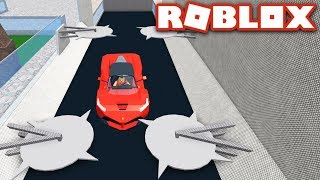 Crushing Expensive Cars In Roblox!!