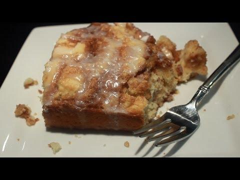 Cinnamon Roll Cake recipe Super Easy Delicious