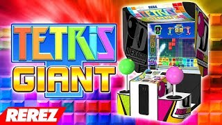 Biggest Tetris Game Ever! / Tetris Giant - Rerez