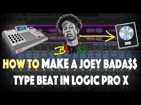 How to make a sampled Boom Bap beat in Logic Pro X