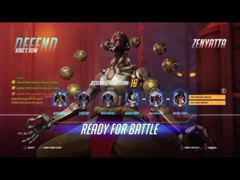 Overwatch: Zen
