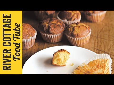 Lemon Curd Muffins | Hugh, Tim & Steve