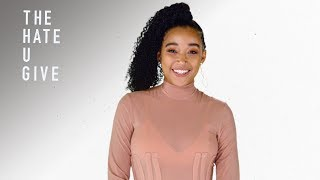 The Hate U Give   #ReplaceHate with Amandla Stenberg   20th Century FOX