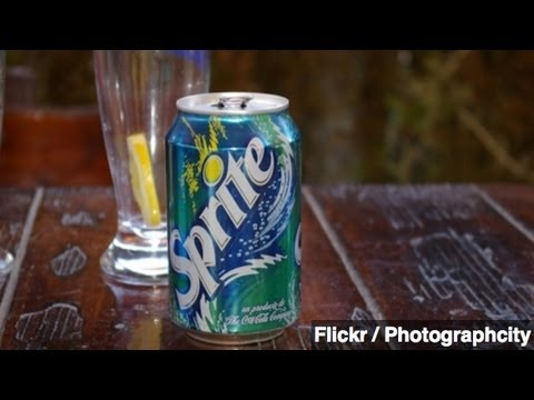 Newest Hangover Cure? Study Says Sprite
