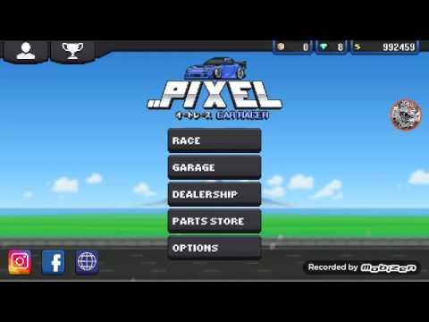 LAUNCH TUTORIAL| PIXEL CAR RACER | CHECK THE DESCRIPTION IF YOU DONT GET IT !!