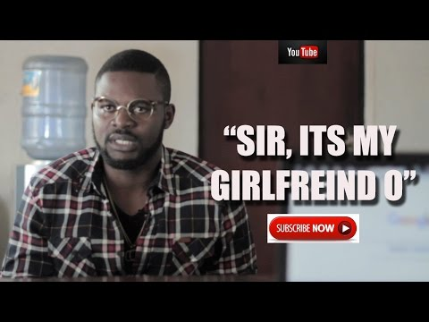 Falz Comedy : My Girlfriend Hates My Car (  Skit  ) Cover
