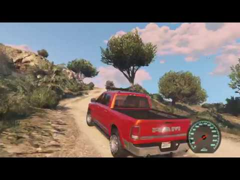 GTA 5 2016 Dodge Ram Limited Mod [Add-On/Replace | Tuning]