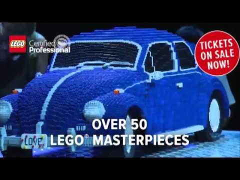 LEGO® Brickman Wonders of the World Auckland Trailer