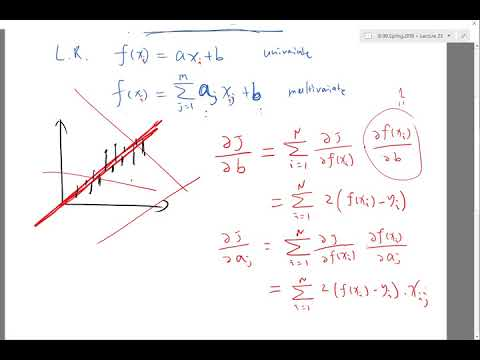 Linear regression method Part 2