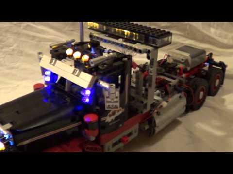Lego Technic Snow Plow 2