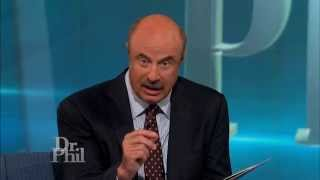 A Man Explains Why He Spanked His Wife with a Wooden Spoon -- Dr. Phil