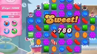 Candy Crush Saga Level 2962