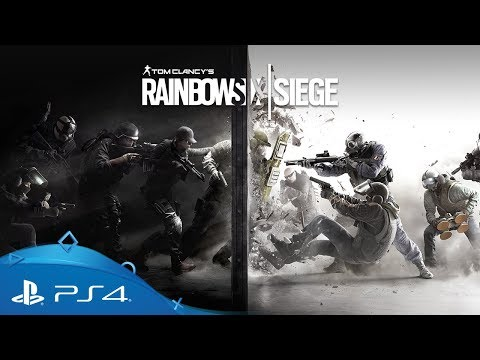 Tom Clancy's Rainbow Six Siege | Free Weekend May 17 - 21 | PS4