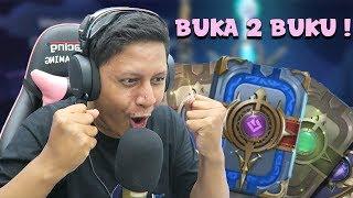 BUKA 2 BUKU LAGI DAN DAPET INI AKHIRNYA ! - Mobile Legends Indonesia