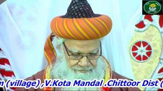 Hazrath Syed Hashmi Miyan At Darul Uloom Hazrath Syed Ali Peeran Qadri Makki(ra) milad un nabi(saw)