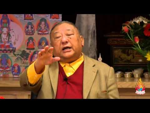 Gelek Rimpoche Tibetan Buddhism 53 What to do When Misfortune Comes