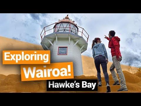 Exploring Wairoa in Hawke's Bay – New Zealand's Biggest Gap Year – Backpacker Guide New Zealand
