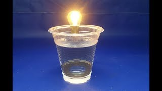 Download Free energy salt water & magnets with light bulbs - Experiment science projects at home Video