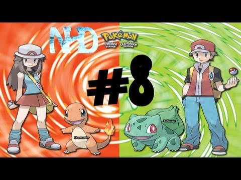 Let's Play Pokemon Leaf Green pt8 How to catch Abra