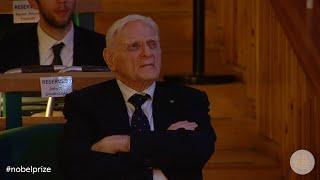 Nobel Lecture: John B. Goodenough, Nobel Prize in Chemistry 2019