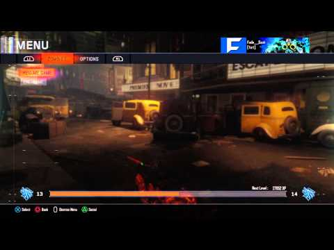 Blacks ops 3 Zombies High round challenge (With Friends)