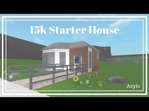 Roblox | Bloxburg: 15k Starter House