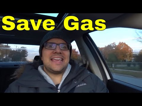 How To Save Gas While Driving An Automatic Car