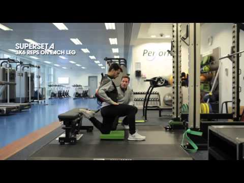 Nike Academy: Essential Strength Training